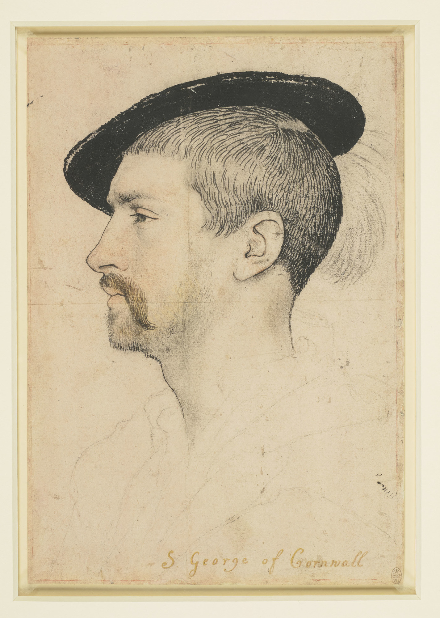 Drawings Holbein