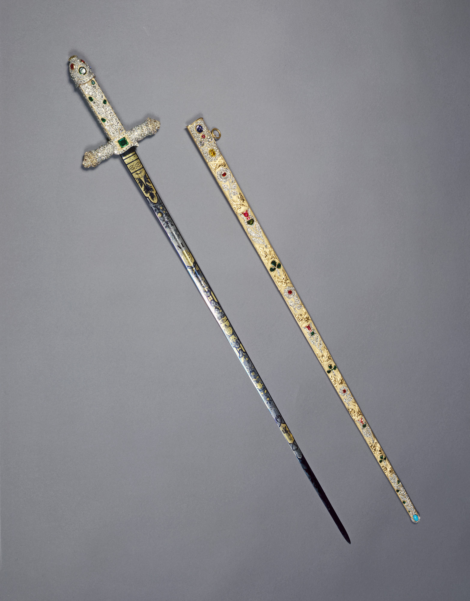 The Swords of State