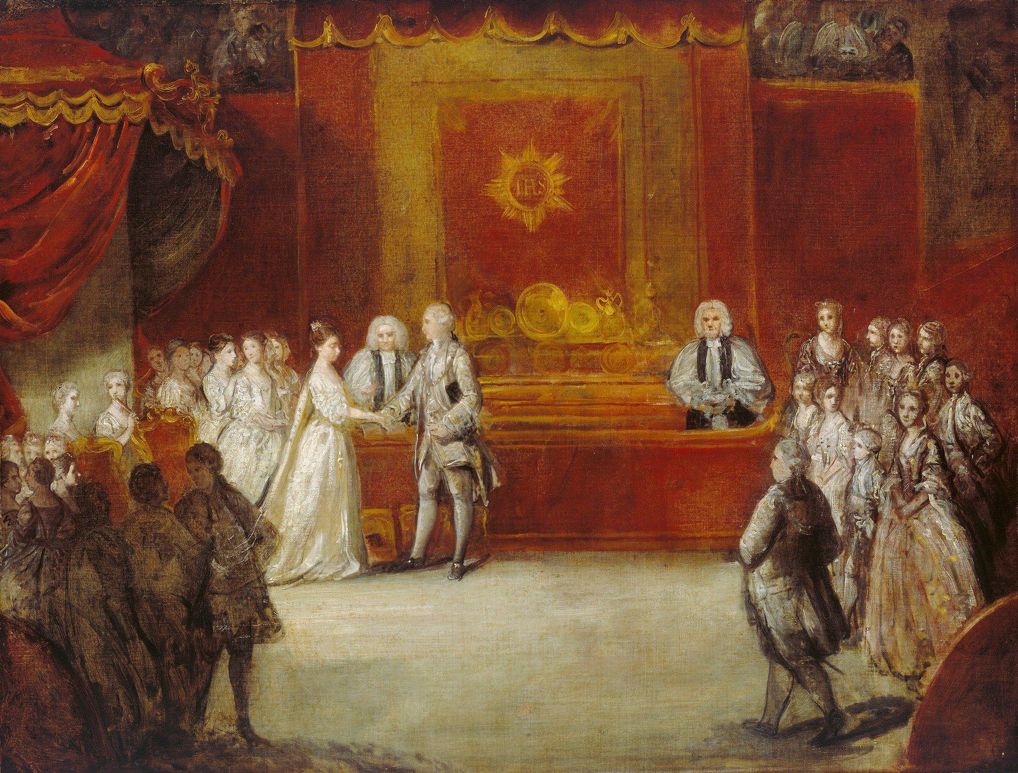 Изменения брачного возраста принцесс в XVIII веке