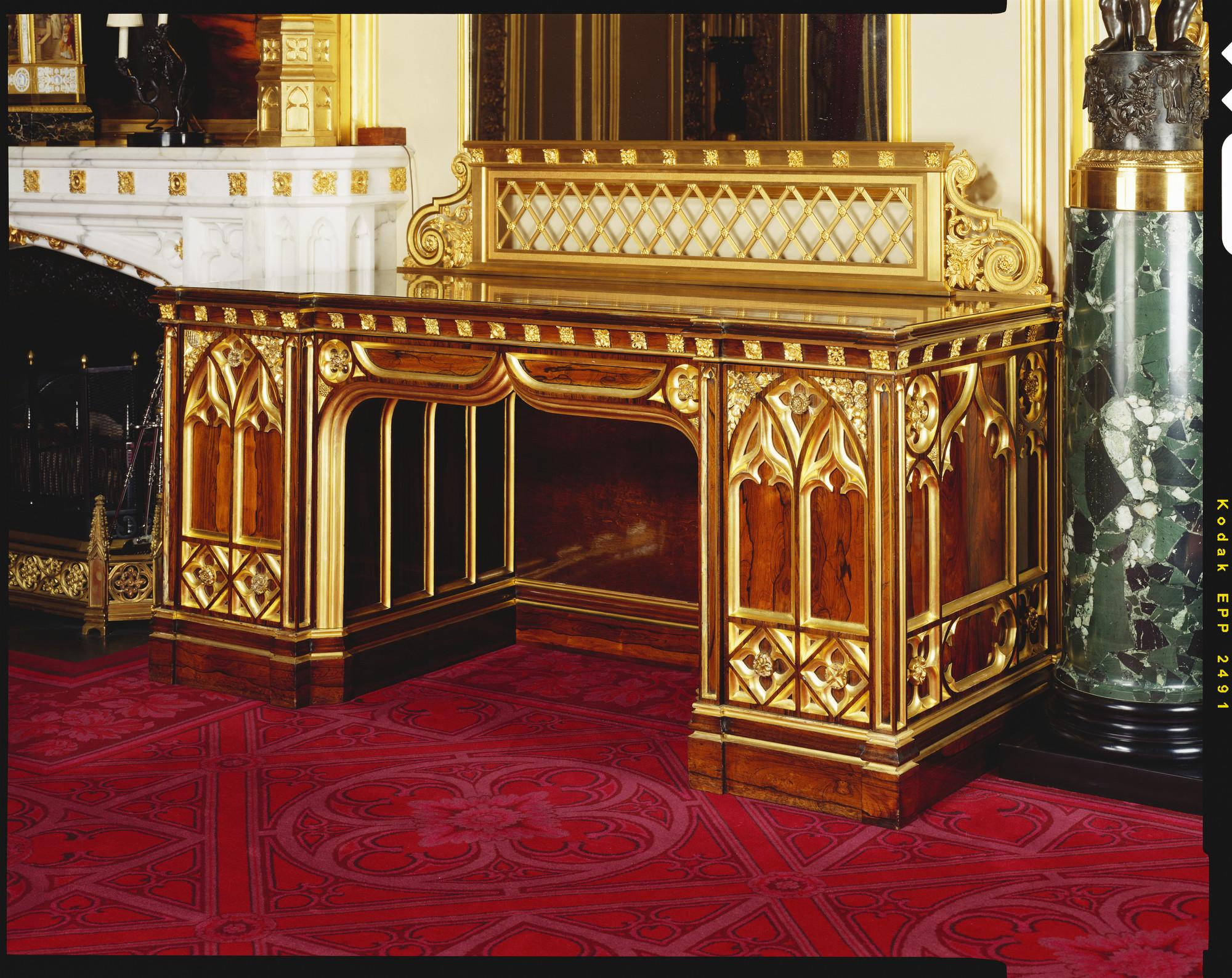 Augustus Welby Northmore Pugin 1812 52 Sideboard # Augustus Pugin Muebles
