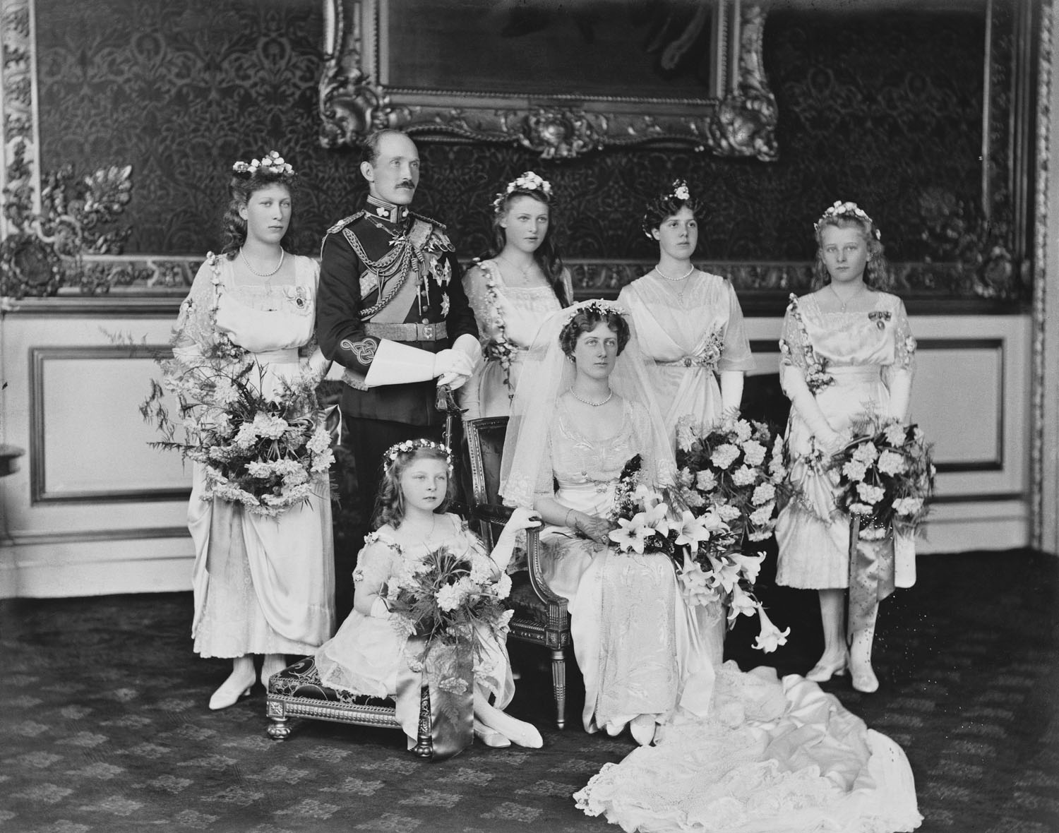 On Your Wedding Day By Unknown: Wedding Of Prince Arthur Of Connaught And