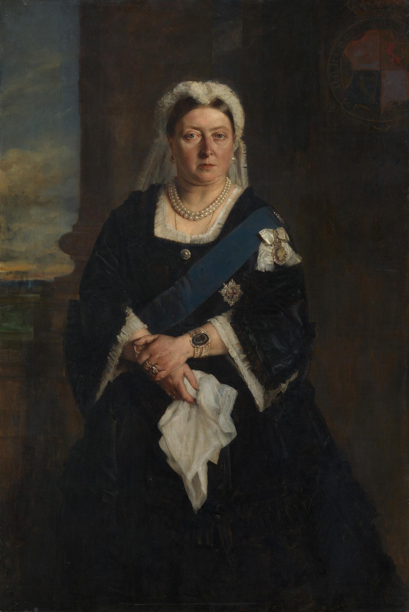 File:Queen Victoria - Von Angeli 1885.jpg - Wikimedia Commons