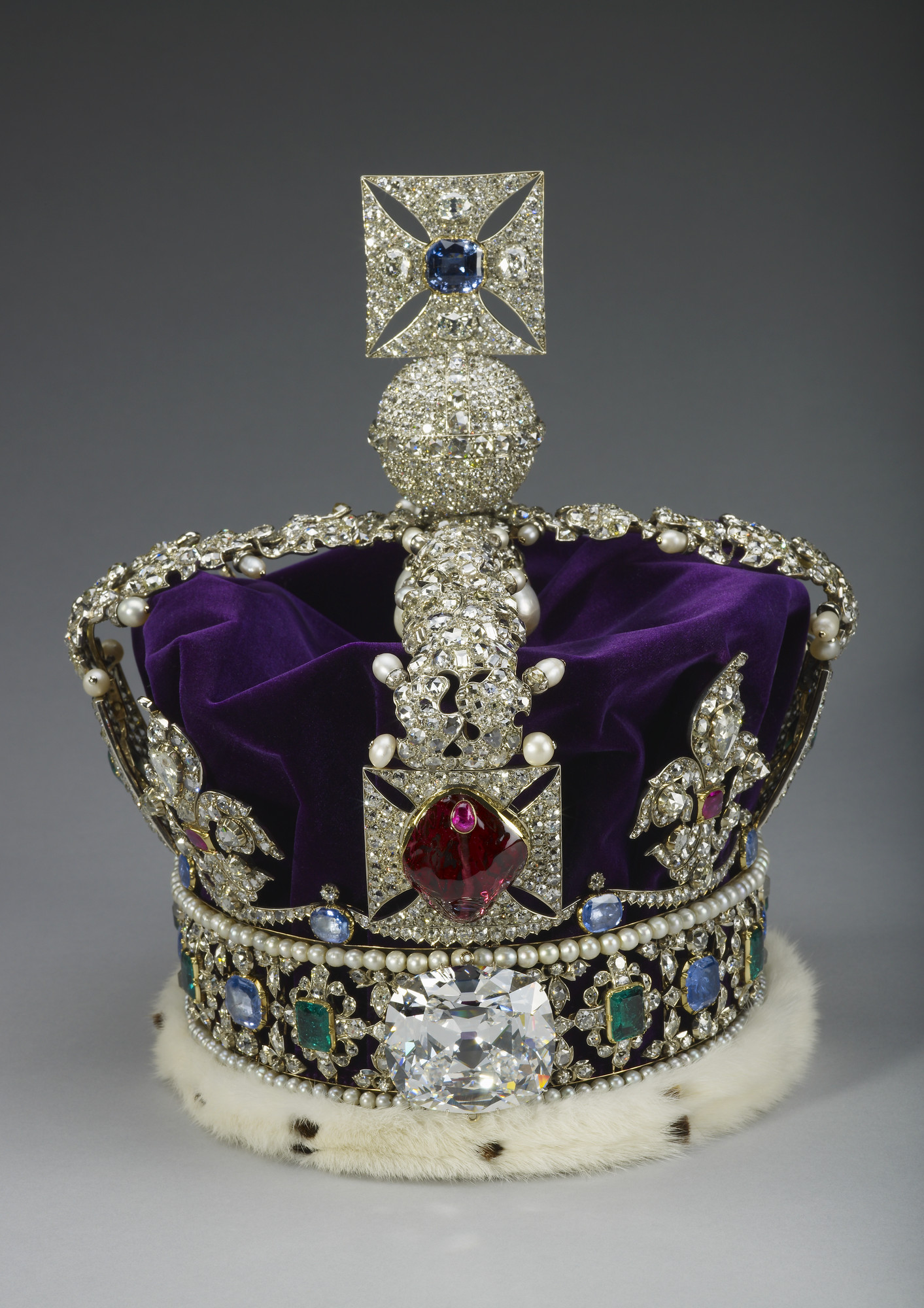 Garrad & Co., The Imperial State Crown; The Art of Jewels: Spinel