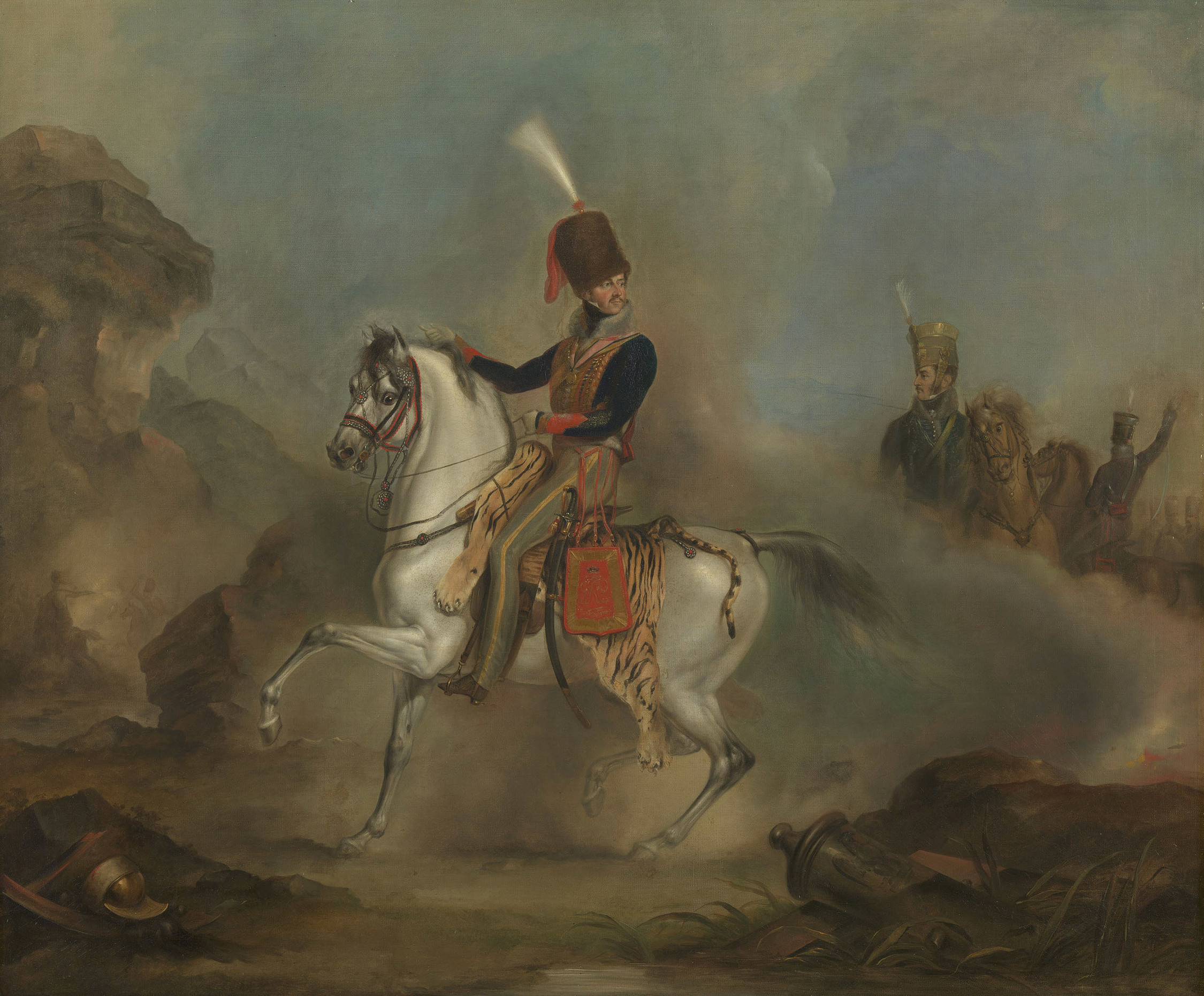 Peter Edward Stroehling 1768 C 1826 Henry Paget 1768 1854 2nd Earl Of Uxbridge And 1st Marquess Of Anglesey