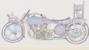 Grayson Perry RA, untitled