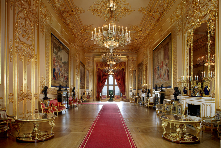 The Royal Collection At Windsor Castle