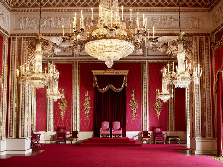 The Royal Collection at Buckingham Palace
