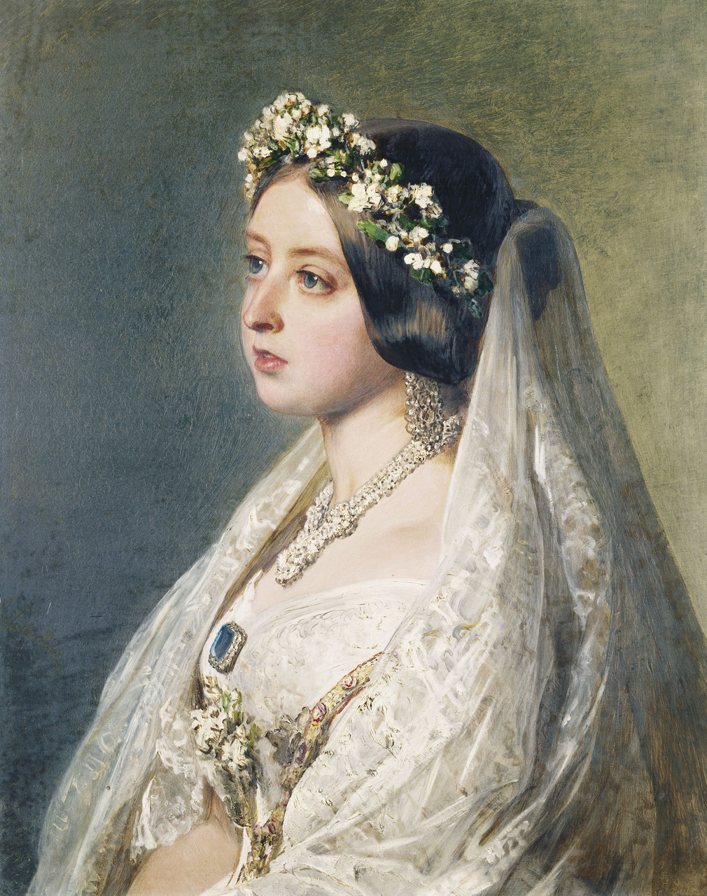 Winterhalter was born in the Black Forest where he was encouraged to draw at school. In 1818 he went to Freiburg to study under Karl Ludwig Schüler and then moved to Munich in 1823, where he attended the Academy and studied under Josef Stieler, a fashion