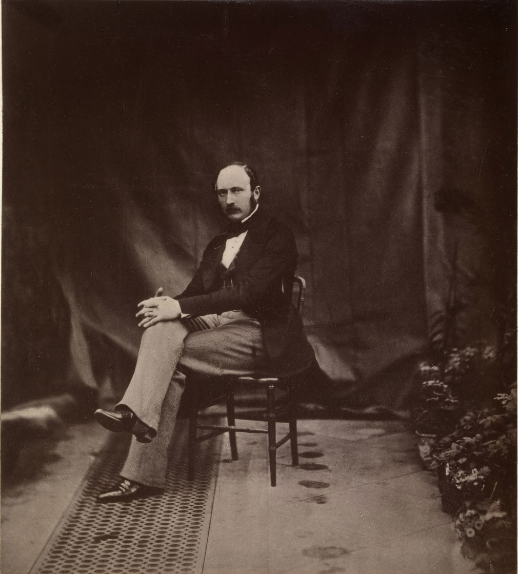 Roger Fenton, 'Prince Albert', May 1854
