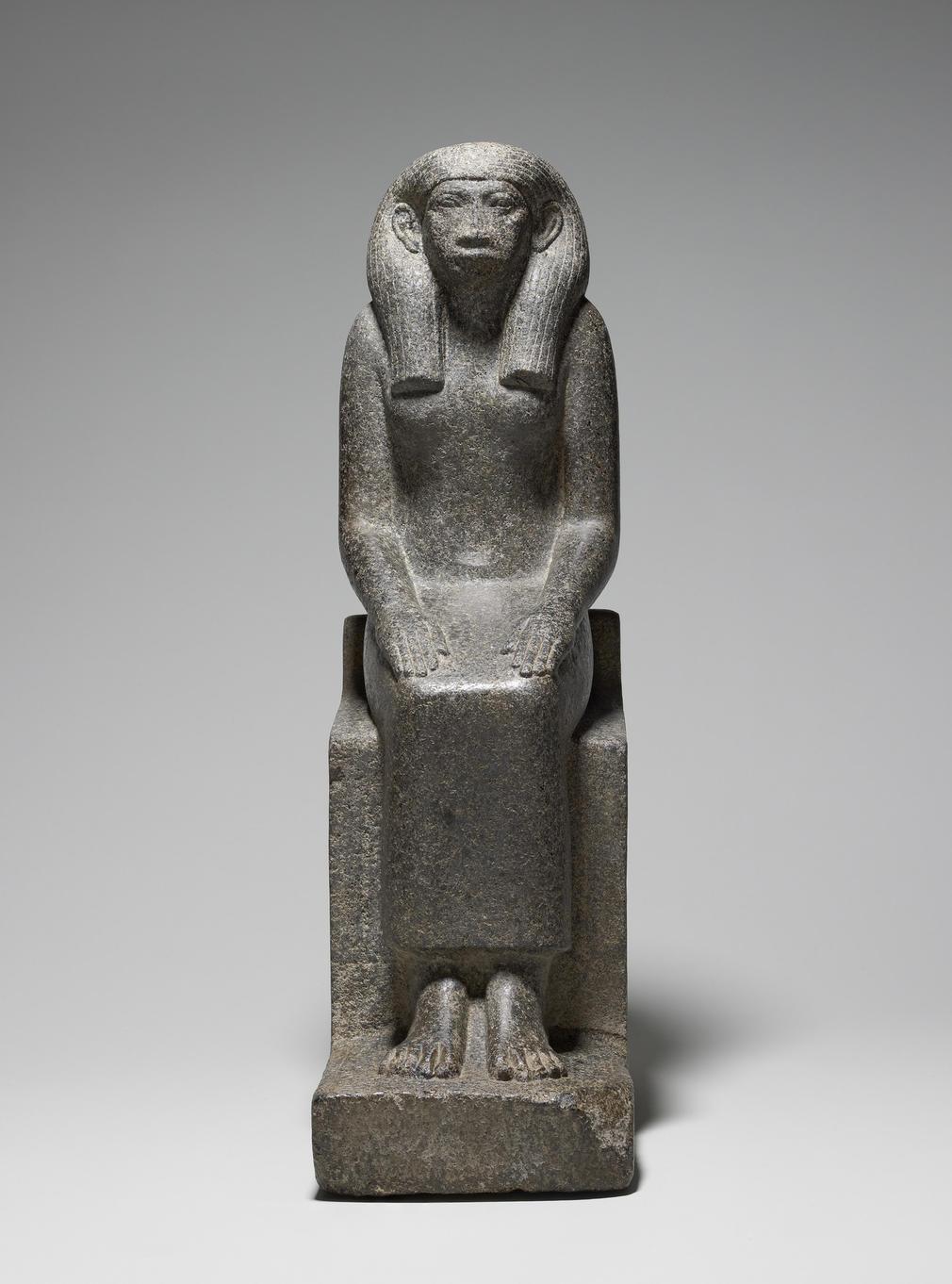 Statue of Queen Senet, XII Dynasty