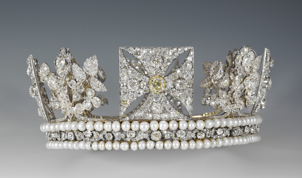 Image of the Diamond Diadem