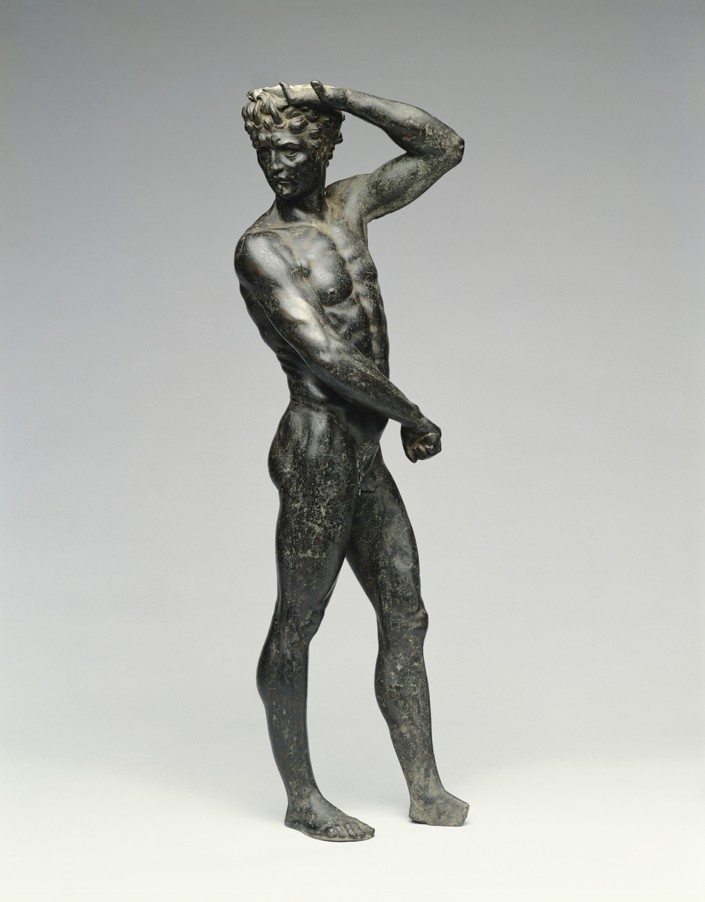 Little survives of the work completed by Benvenuto Cellini (1500-1571) during his sojourn at the court of Francis I between 1540 and 1545, with the great exception of the famous salt cellar with confronted gold figures emblematic of Earth and Water (Kunst