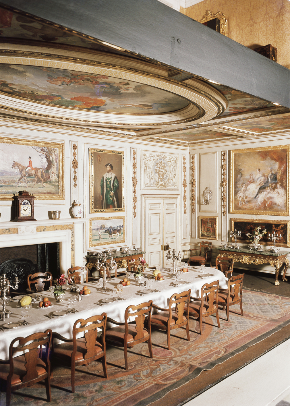 Dolls' House Dining Room