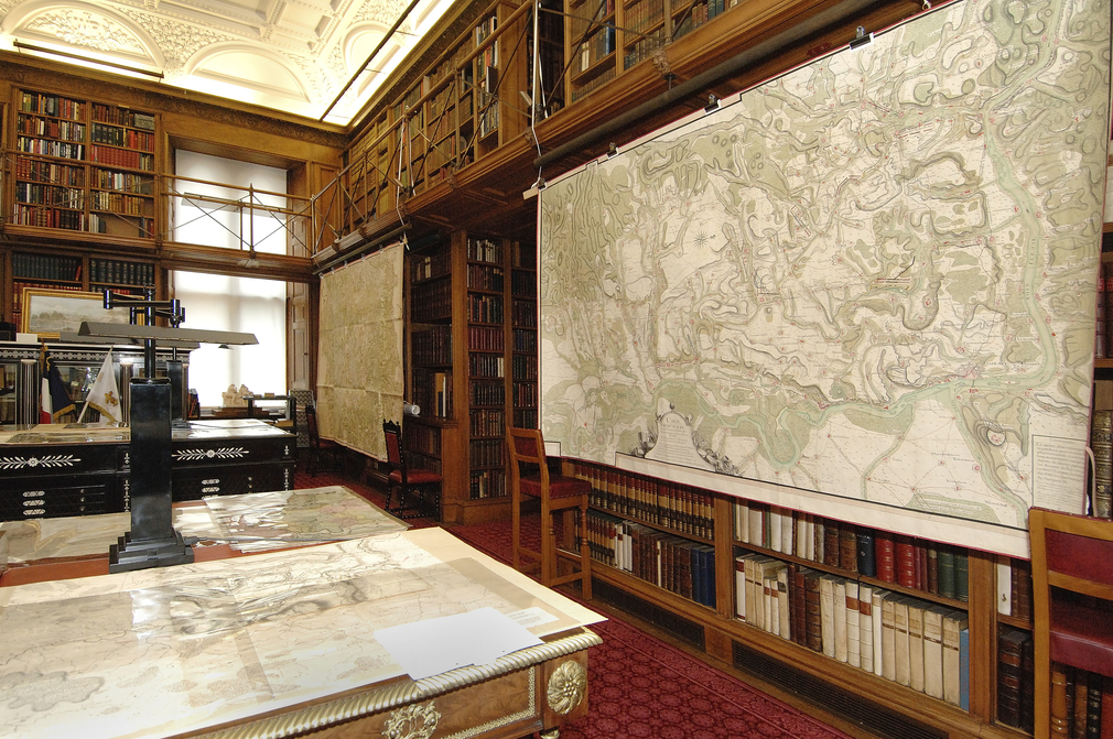 Military Maps in the Royal Library at Windsor Castle