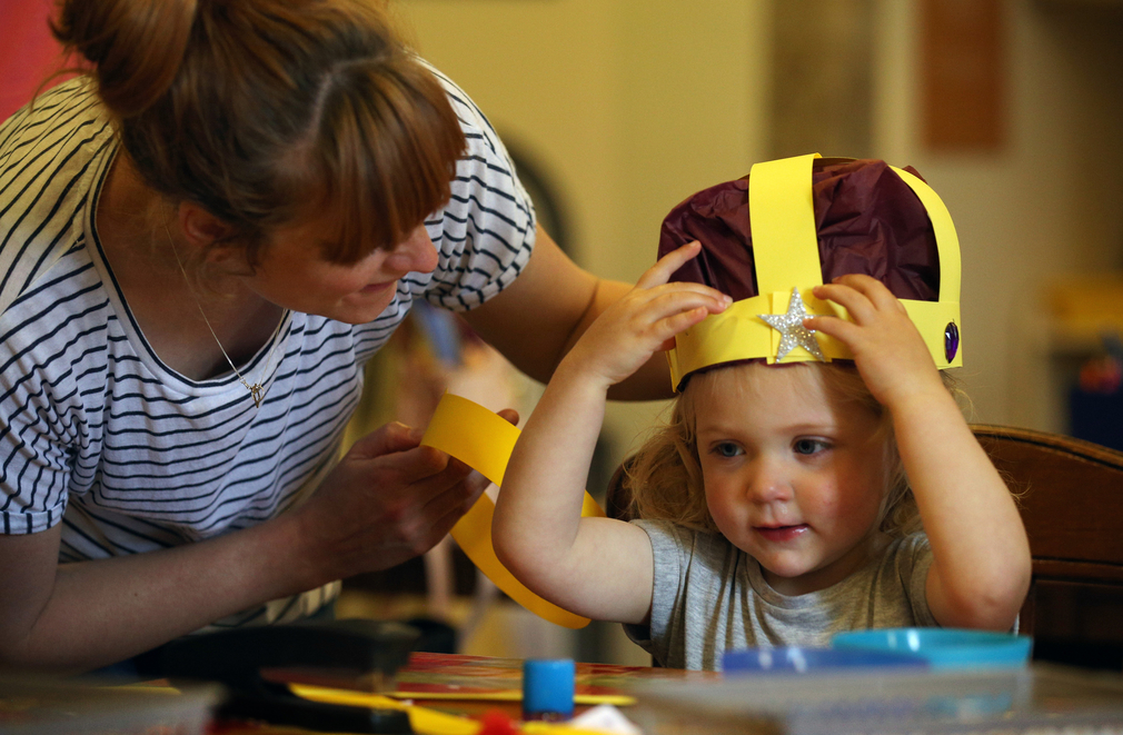 Easter activities at the Palace of Holyroodhouse