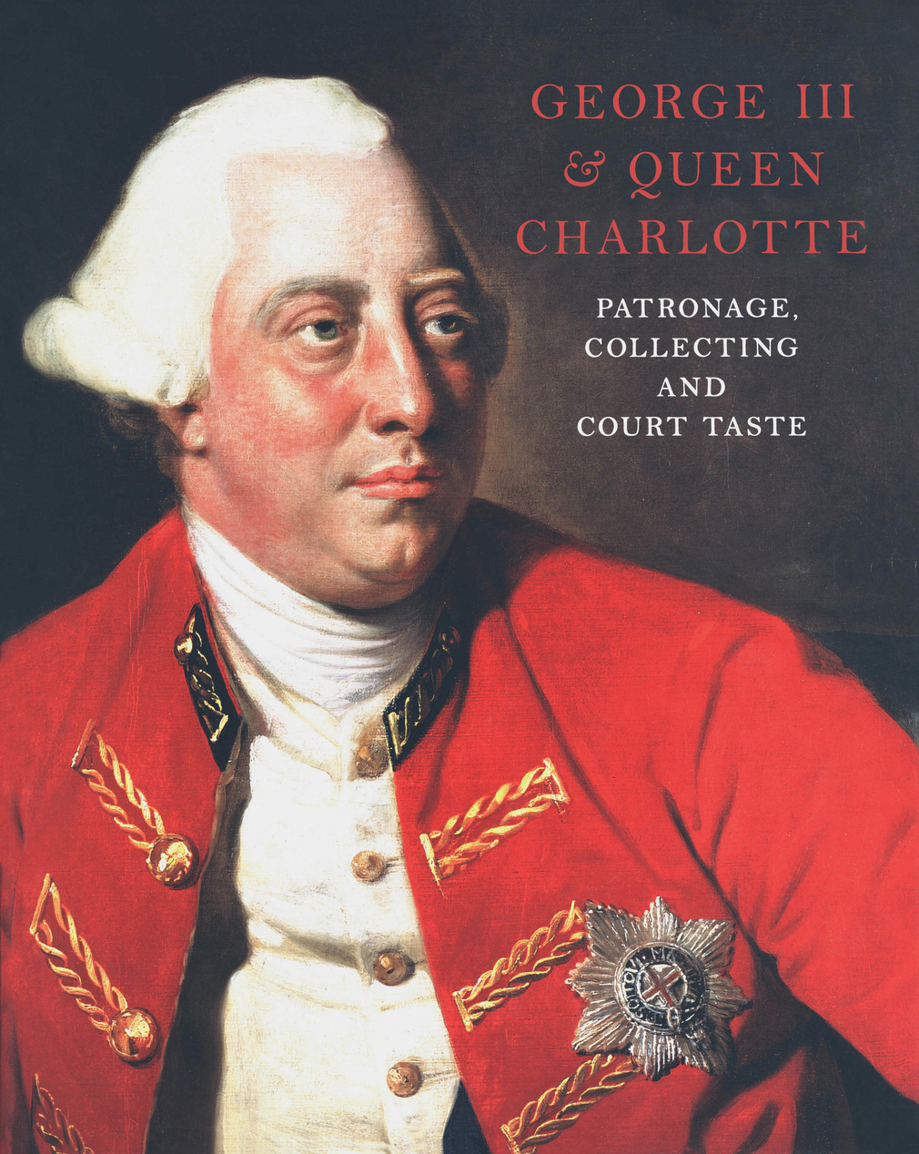 Cover for George III and Queen Charlotte