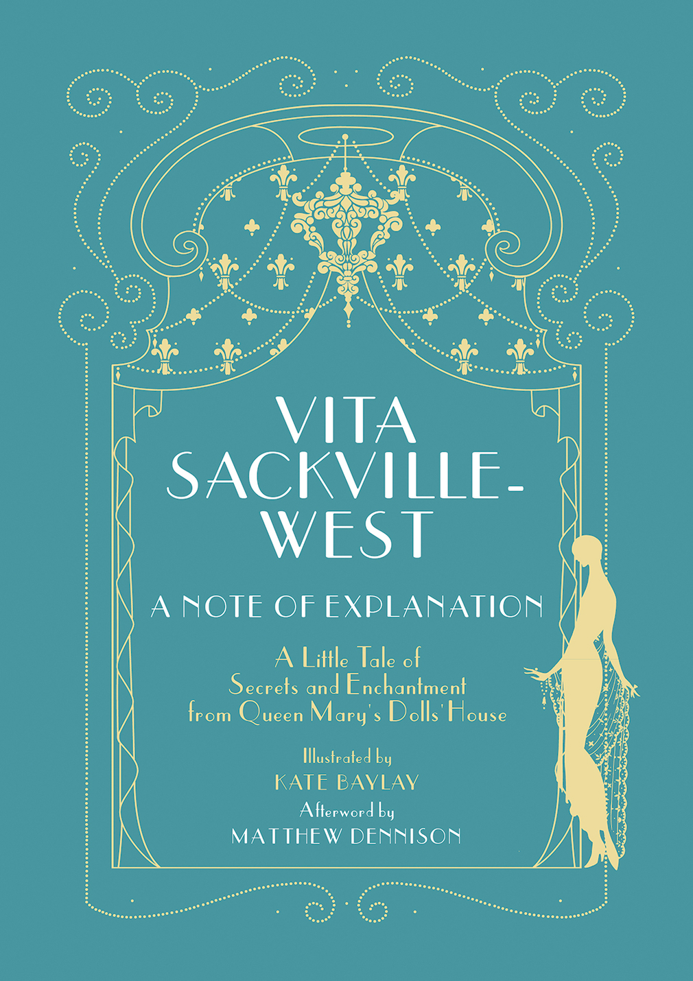 A Note of Explanation by Vita Sackville-West.