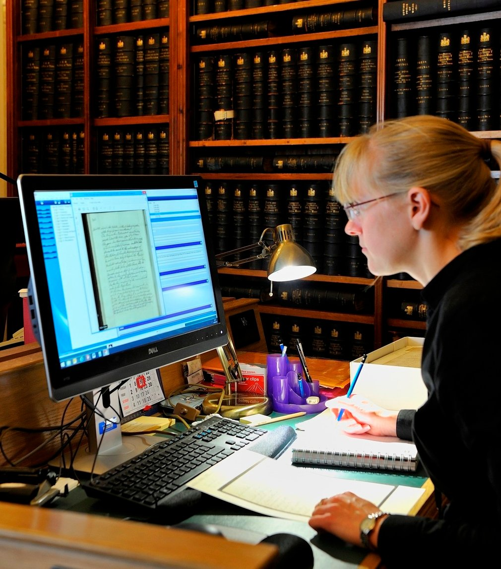 Cataloguing of the Georgian Papers in the Royal Archives