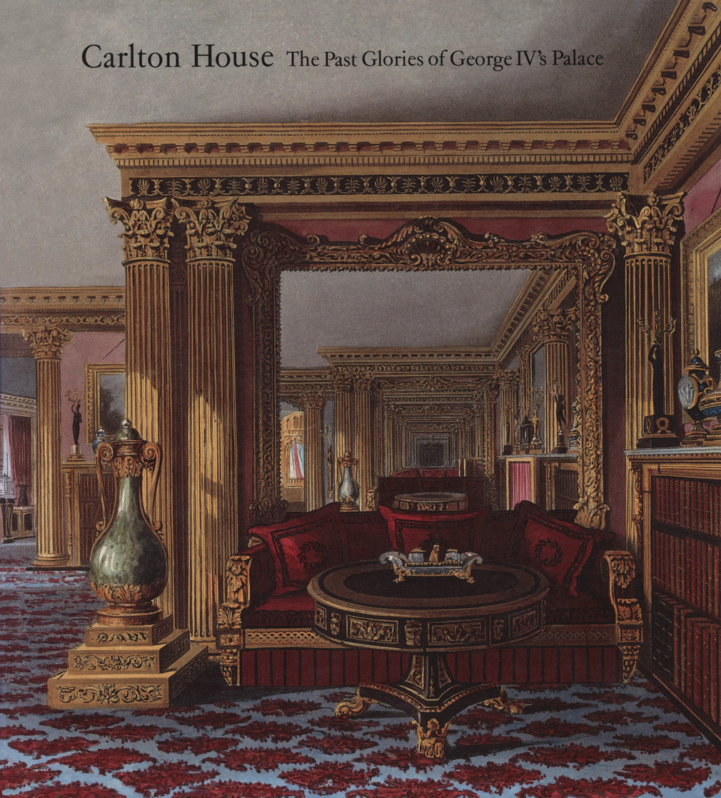 Cover for Carlton House