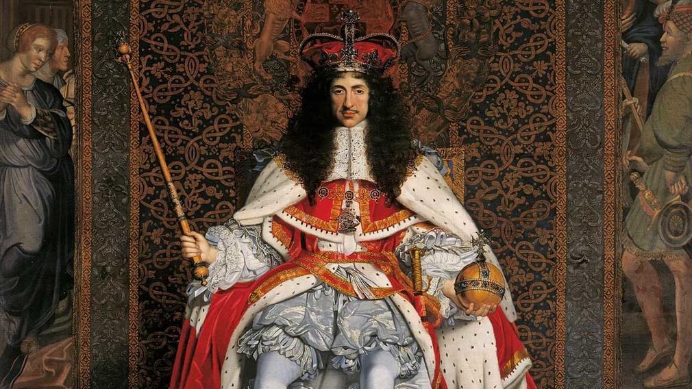 John Michael Wright, Charles II