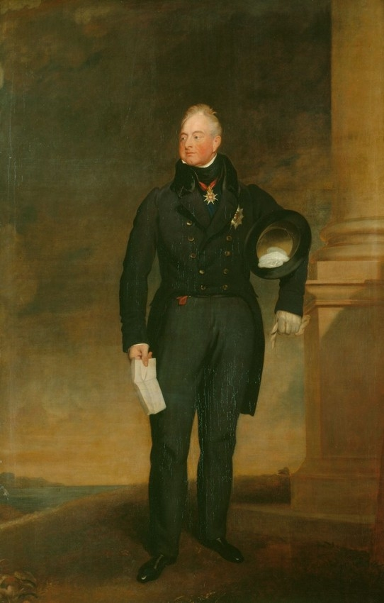 Portrait of the Duke of Clarence