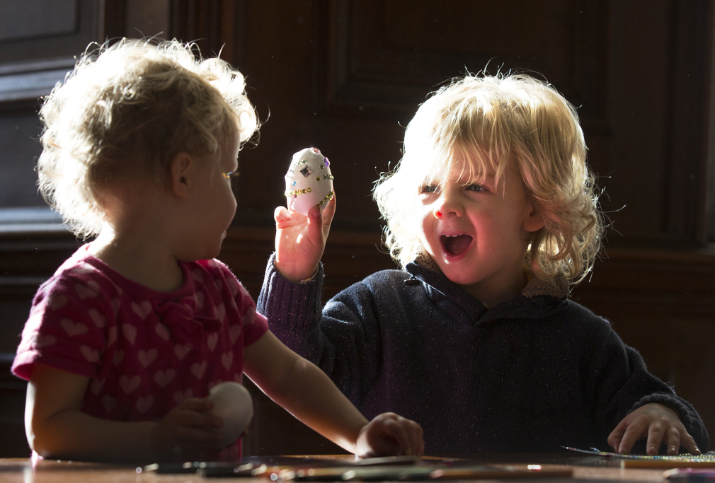 Easter activities at The Queen's Gallery, Buckingham Palace