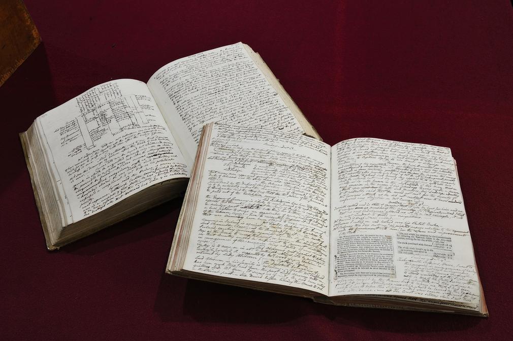 Joseph Farington's diaries