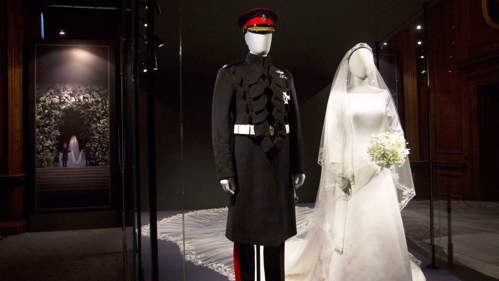 a royal wedding the duke and duchess of sussex at the palace of a royal wedding the duke and duchess