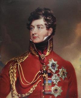 Henry Pierce Bone, George IV, 1840