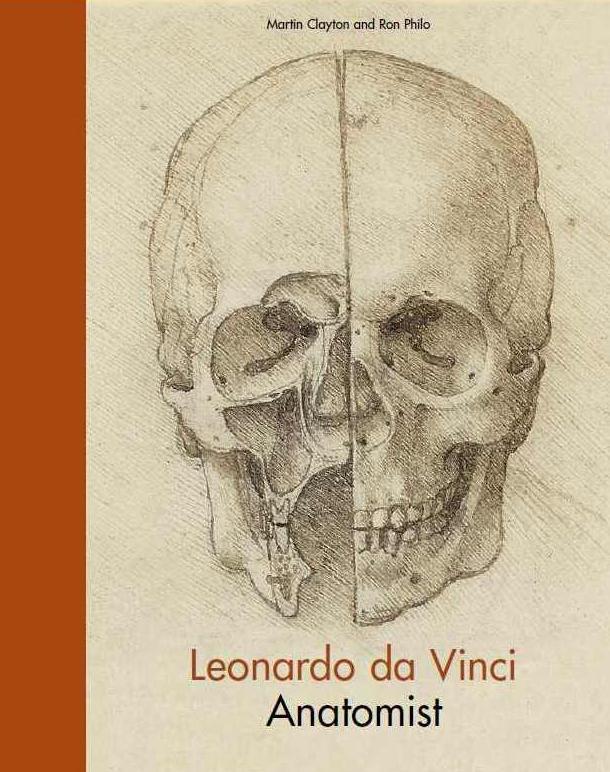 Cover of Leonardo da Vinci: Anatomist