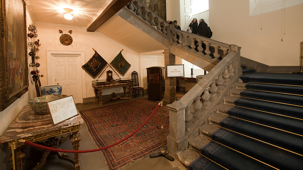 The Great Staircase.