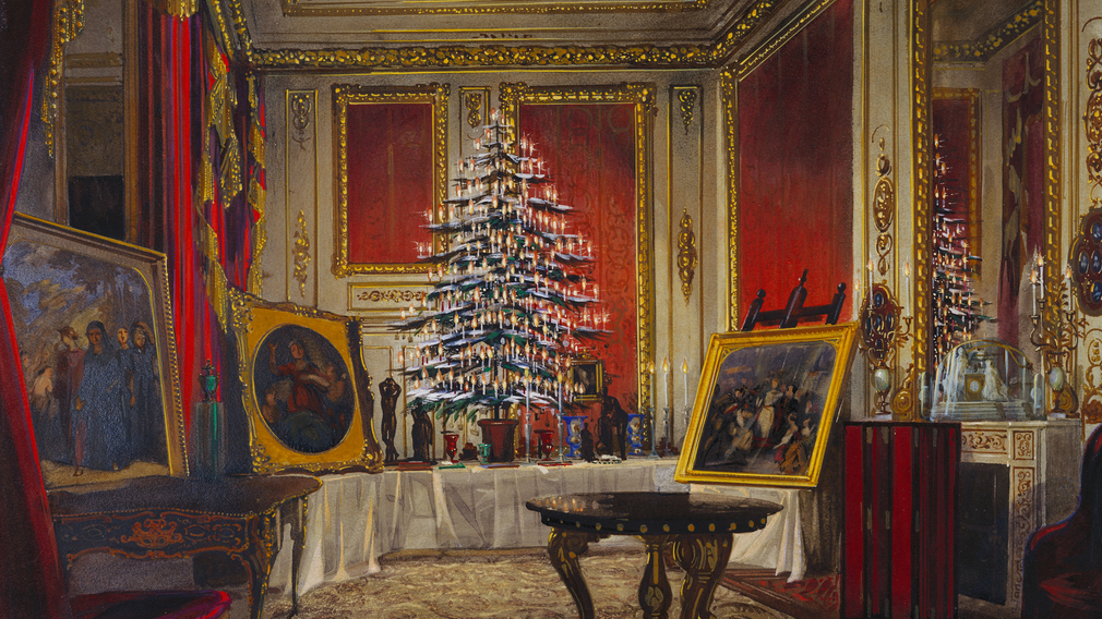 A Royal Christmas, published by Royal Collection Trust