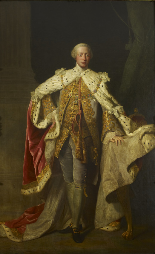 George III as Prince of Wales