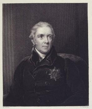 Portrait of Sir Henry Halford