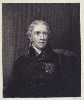 Portrait of Sir Henry Halford