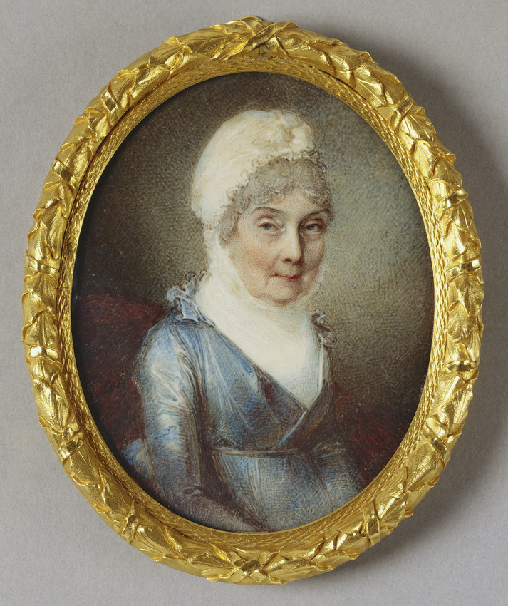 Lady Charlotte Finch by Princess Elizabeth, Landgravine of Hesse-Homburg