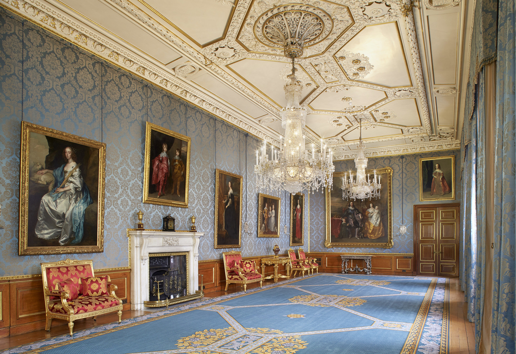 The Queen's Gallery at Windsor Castle