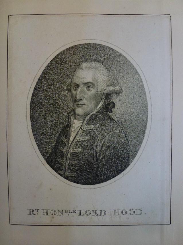 Print of Samuel Hood