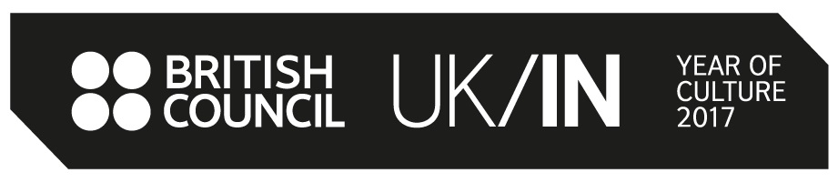 Logo of the UK-India Year of Culture