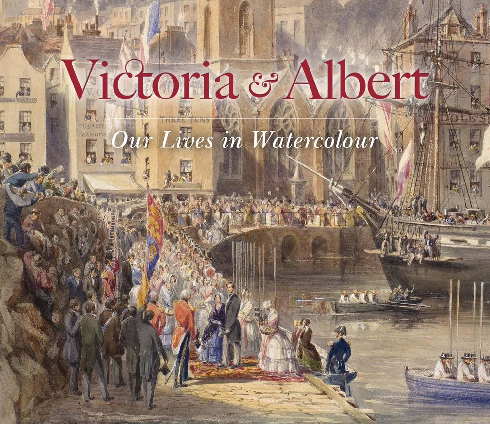 Victoria & Albert: Our Lives in Watercolour