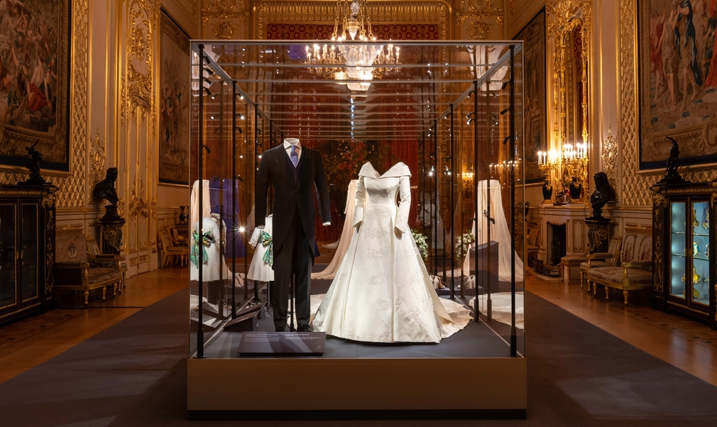 The Exhibition A Royal Wedding Hrh Princess Eugenie And Mr