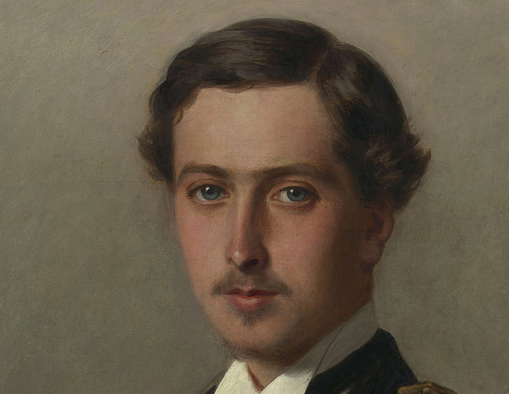 Prince Alfred (1844-1900), later Duke of Edinburgh