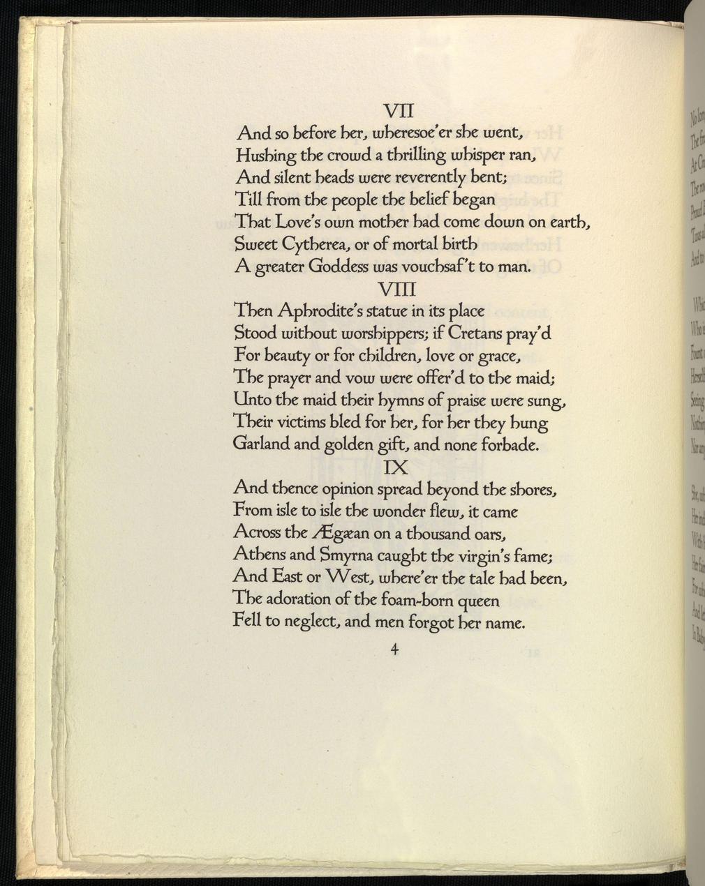 eros poem by robert bridges