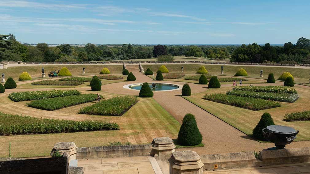 East Garden Terrace, Windsor Castle