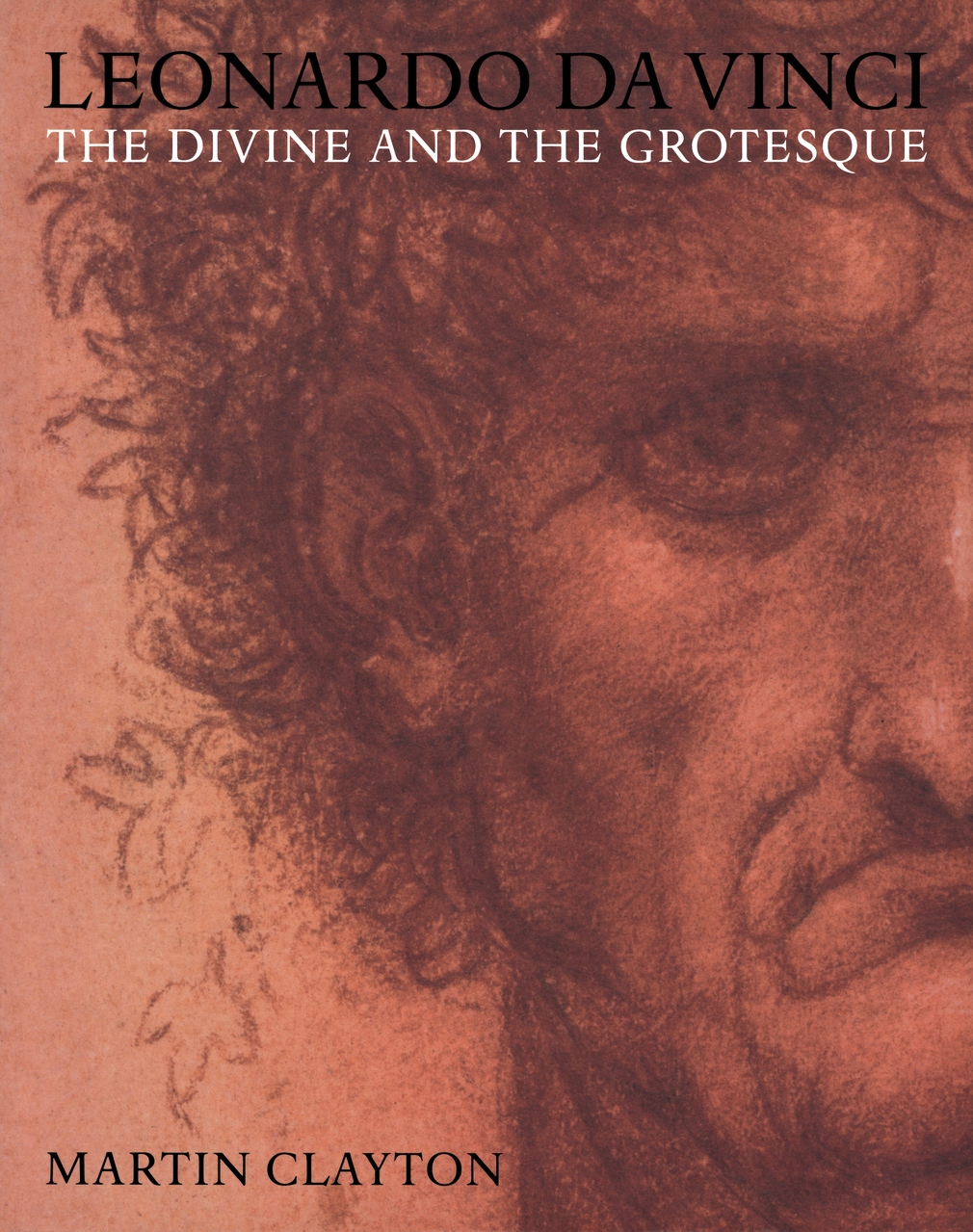 Cover for Leonardo da Vinci the Divine and the Grotesque