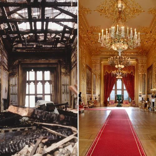 Special visit: Restoring Windsor: The Castle after the ...