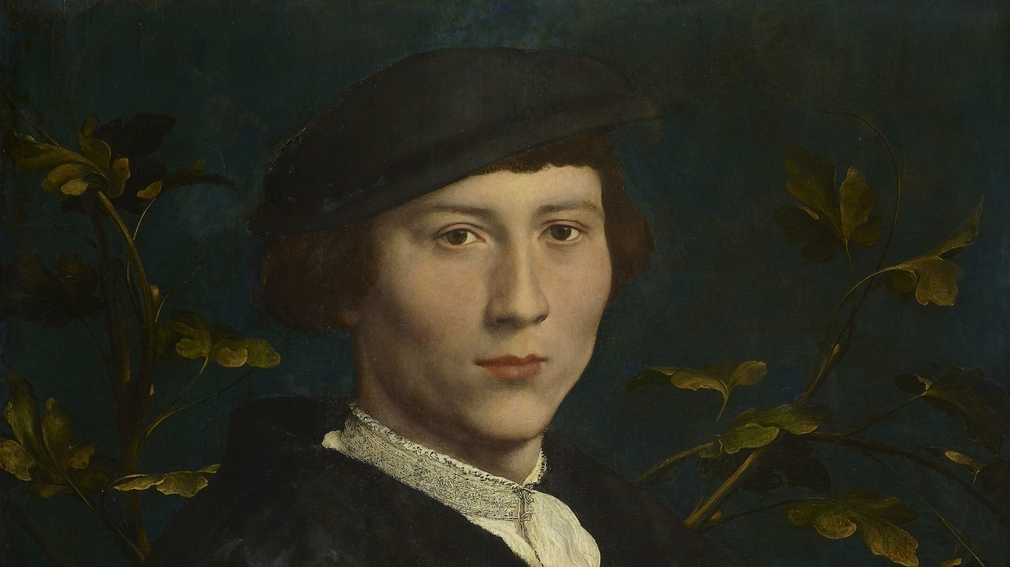 Portrait of Derich Born, 1533 by Hans Holbein the Younger