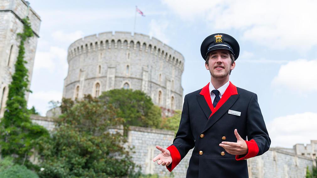 Precinct tours at Windsor Castle