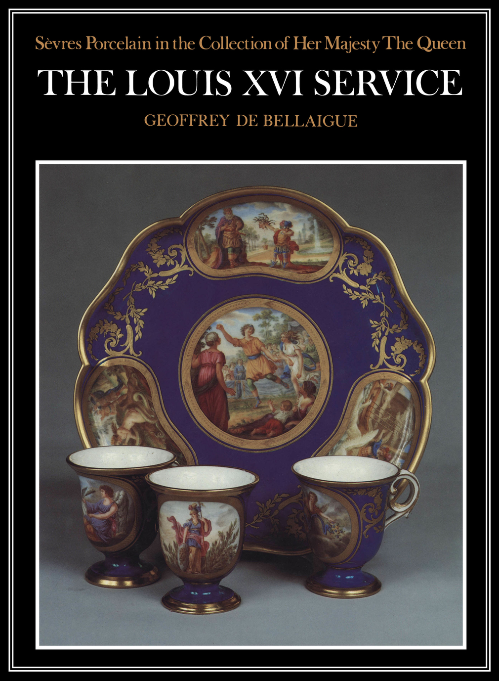 Cover for Sevres Porcelain in the Collection of Her Majesty The Queen