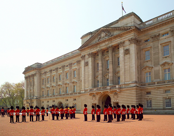 Official Buckingham Palace Tour Tickets